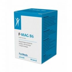 Magnesium with vitamin B6 (60 servings)