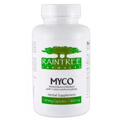 Myco (Raintree Formulas) 650 mg, 120 kapsułek