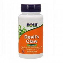 Devil's claw 100 caps. (Now Foods)